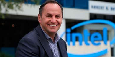 Intel tiene un nuevo CEO: Robert Swan