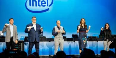 Intel anunció su procesador Xeon Scalable de 2a generación