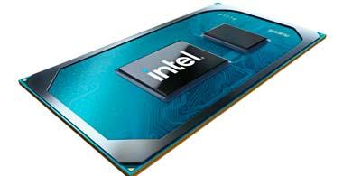 Intel lanzó su procesador Core de 11ª generación, para laptops delgadas y ligeras