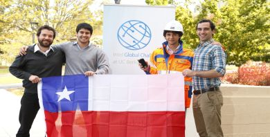 Estudiantes chilenos ganaron el Intel Global Challenge en Silicon Valley