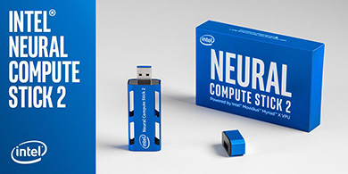 Intel presenta un nuevo stick USB con Inteligencia Artificial