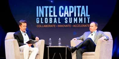 Intel Capital: una combinación estratégica, financiera y cultural