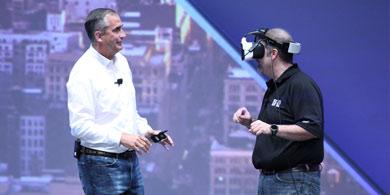 Intel present� el futuro durante su Developer Forum: Project Alloy