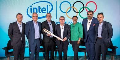 Intel promete transformar los Juegos Olímpicos