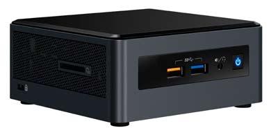 Intel anunció nuevos kits y mini PCs NUC