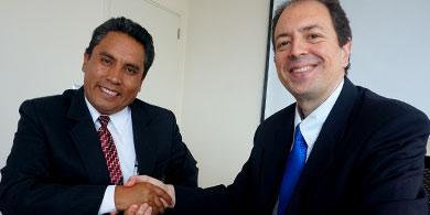 Intel y Junín firman un nuevo convenio educativo