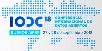 Argentina será sede de la Conferencia Internacional de Datos Abiertos