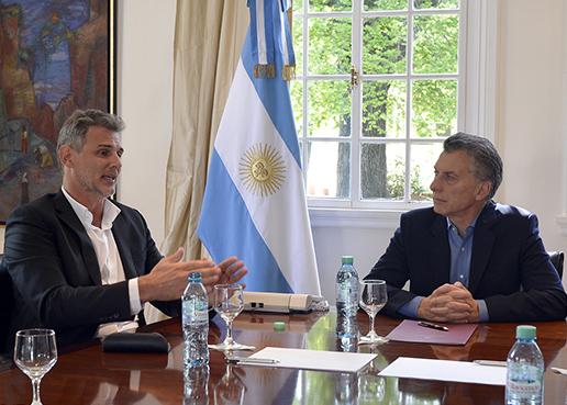 Iplan anunci� a Macri una inversi�n de 1.000 millones de pesos