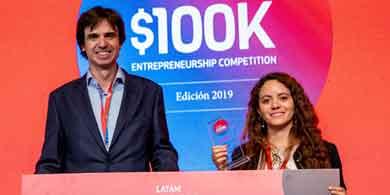 ¿Qué startups se llevaron los 100.000 dólares de la Competencia 100K LATAM?
