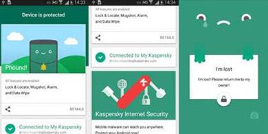 Kaspersky lanza Phound, una app para encontrar el smartphone