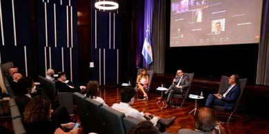 Matías Kulfas inauguró la primera Mesa de la Economía del Conocimiento