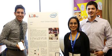 Chilenos ganan el concurso mundial Intel Global Challenge