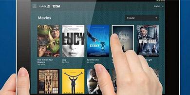 LAN presentó su nueva app de entretenimiento en Colombia