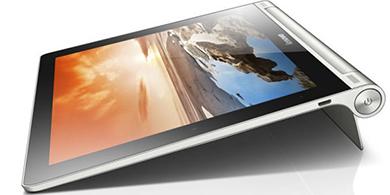 Lenovo present� una tablet Yoga con proyector incluido