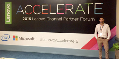 Stylus, presente en el Lenovo Accelerate 2016