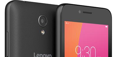 Lenovo B, su tel�fono econ�mico, llega a M�xico