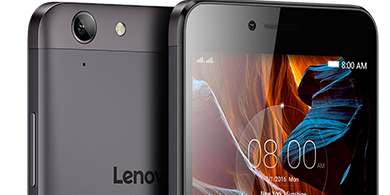 Lenovo Vibe K5 llega a la Argentina con precio agresivo