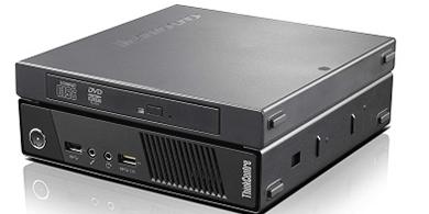 Lenovo presenta tres nuevas PCs ThinkCentre