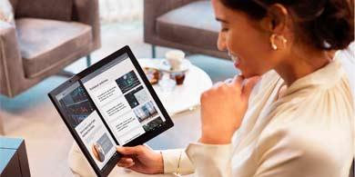 Lenovo quiere redefinir el concepto de computación con su nueva ThinkPad X1 Fold