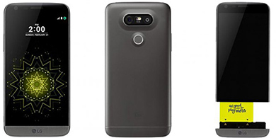 LG G5, el primer teléfono modular, ya se vende en Chile