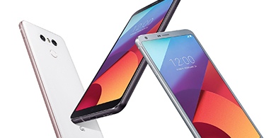 LG G6 llega a México por 17,999 pesos