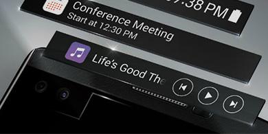 LG lanza su smartphone de dos pantallas en M�xico
