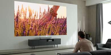 LG presentará en CES los nuevos proyectores CineBeam Laser 4K