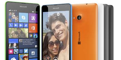 Microsoft lanza el Lumia 535 en Argentina