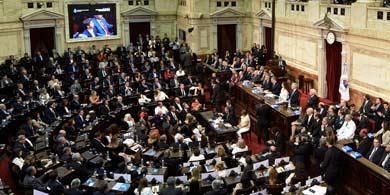 La economía del conocimiento y el Plan de IA, entre los temas de Macri en el Congreso