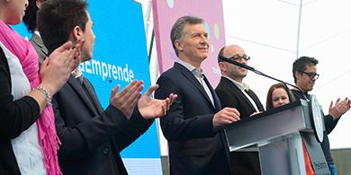 �C�mo es el proyecto de ley para emprendedores que present� Macri?