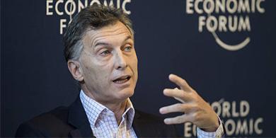 Macri se reunir� con Satya Nadella y Eric Schmidt en Davos