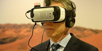 �De qu� habl� Macri con Google y Facebook en Davos?