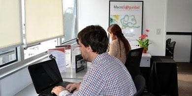 MacroSeguridad.org inaugur� nuevas oficinas en Buenos Aires