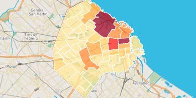La Ciudad ya tiene su Mapa del Delito online