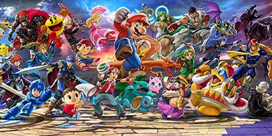 Nintendo se prepara para lanzar el Super Smash Bros. Ultimate