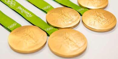 Japón recicla chatarra electrónica para hacer las medallas olímpicas