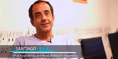 CEOs del Software. Episodio 9: Santiago Ceria, de Medallia