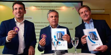 El Parque Tecnológico Mendoza TIC presentó su Master Plan