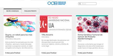 El Mincyt lanz� MIA, el sistema de crowdfunding para la innovaci�n argentina