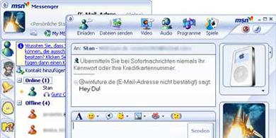 Llega el �ltimo adi�s para el MSN, que cerrar� en China