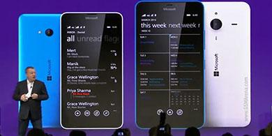 Microsoft present� Lumia 640, un gigante preparado para Windows 10