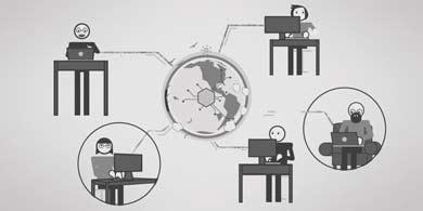 Computadora Planetaria, la nueva propuesta de Microsoft de cara al Día Mundial de la Tierra