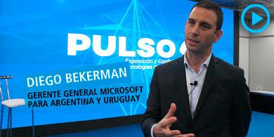 Diego Bekerman en PulsoIT: