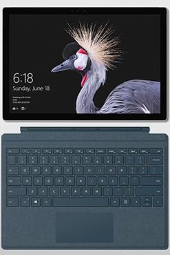 Microsoft renovó su Surface Pro con más potencia y batería