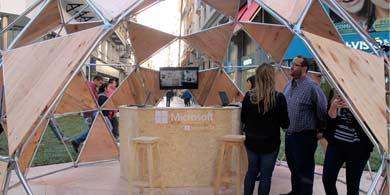 Microsoft, Mercado Libre, Intel y Fundación Equidad lanzaron el Plan Canje