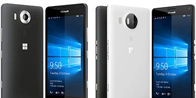 Lumia 950 y 950XL, los smartphones PC llegan a M�xico