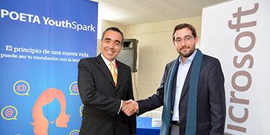 Microsoft abrirá un Centro Poeta YouthSpark en Monterrey