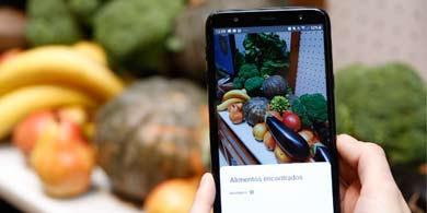Microsoft y Narda Lepes lanzaron una app con inteligencia artificial para comer bien
