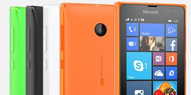 Microsoft lanza el Lumia m�s econ�mico en M�xico