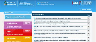Innovaci�n Argentina: �C�mo es la nueva plataforma tecnol�gica del Mincyt?